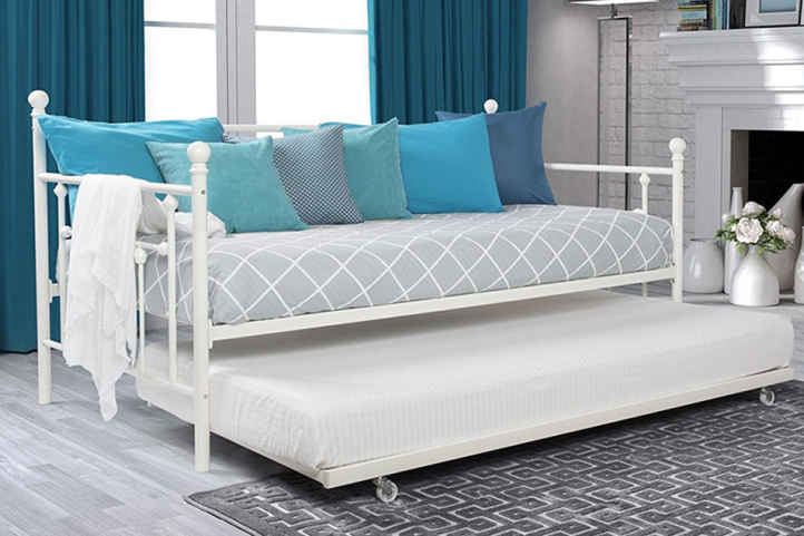 dhp manila twin size daybed