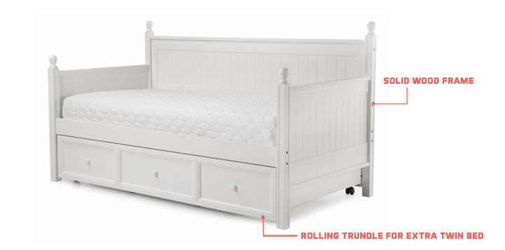 Casey Daybed With Trundle Review