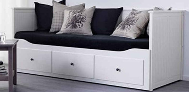 Stupendous Ikea Hemnes Daybed With 3 Drawers Review Houzart Pabps2019 Chair Design Images Pabps2019Com